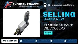Selling brand new Jeep, Dodge & Chrysler Oil Coolers