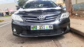 Toyota Corolla professional  sprinter 1.6 leather seats