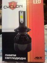 Лампи светодиодные на автомобиль