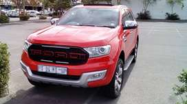 202017 Ford Everest SUV 3.2 LIMITED URGENT SALE