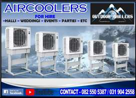 Air cooler for hire aircons for hire durban, Outdoor Chillers, sunbow