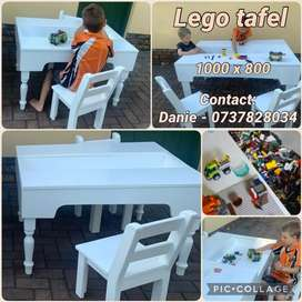 Kids lego table for sale