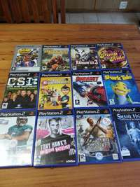Image of Ps2 Games R150 Each
