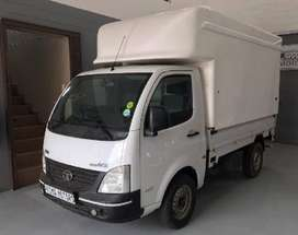 2013 Tata Super Ace truck with Canopy