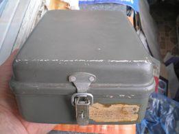 Коробка-чемоданчик от тестера алюминиевая стандартная.