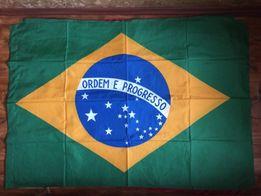 Флаг Сборной Бразилии Футбольная Бразилия