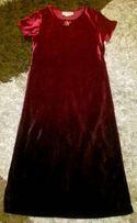 Sukienka długa wyjściowa 128