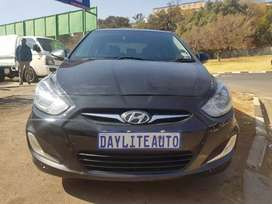 2012 Hyundai Accent 1.6 Manual