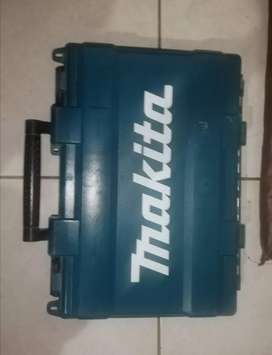 Makita drill with case for sale