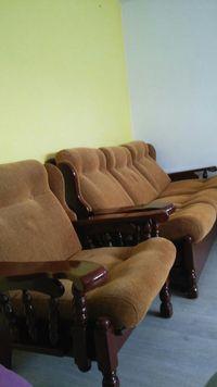 Trosjed i 2 fotelje,3+1+1 0
