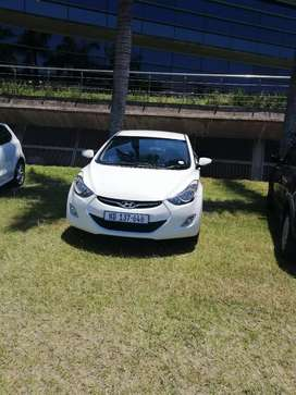 Hyundai Elantra 2011 model for sale in immaculate condition