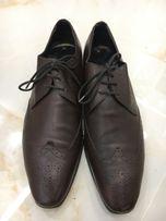 Классические мужские туфли Romolo Remo, 43p., Италия