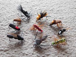 muchy na spining spławik bardzo łowne nowość