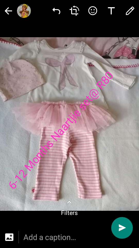 Am selling quality used Baby Girl clothes. 0