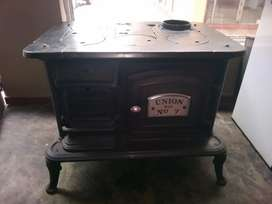 Union 7 coal stove