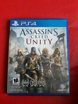 Assassins Creed: Unity- PS4 Game