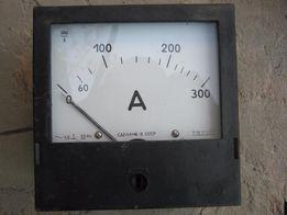 Амперметр (прибор) щитовой - на ток 5 Ампер без трансф. тока.