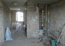 Демонтажные работы, Демонтаж стен, стяжки, штукатурки, перестенков