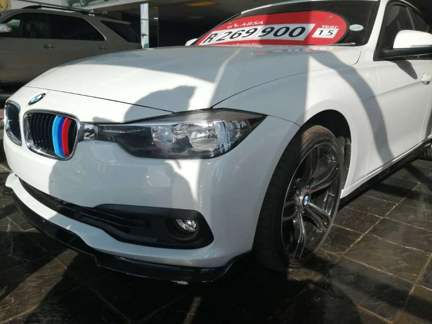 2015 BMW 320i A/t MSport package 0
