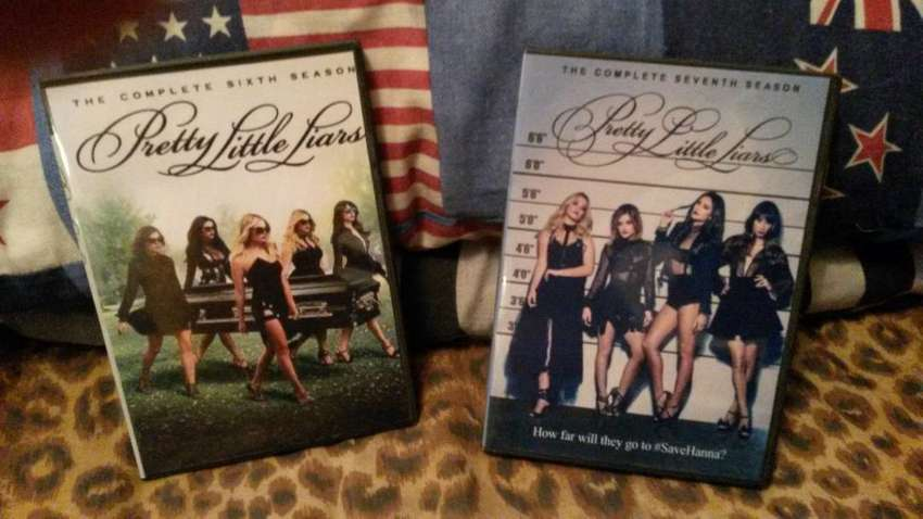 Pretty little liars complete Dvd set for sale 0