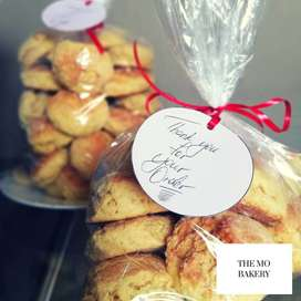 Home-baked scones with a twist