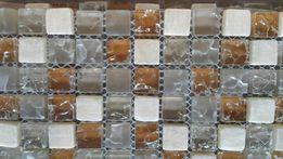 Mozaika dekoracyjna szklana łazienkowa model Sweet Honey 30x30