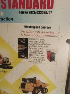 Pipe fitting training center