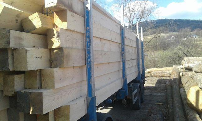 Więźba dachowa, deski szalunkowe,laty,drewno,tartak,kantowki Mszana Dolna - image 2