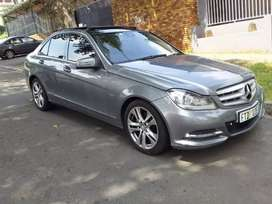 2012 Mercidese benz C180 Automatic leather seat