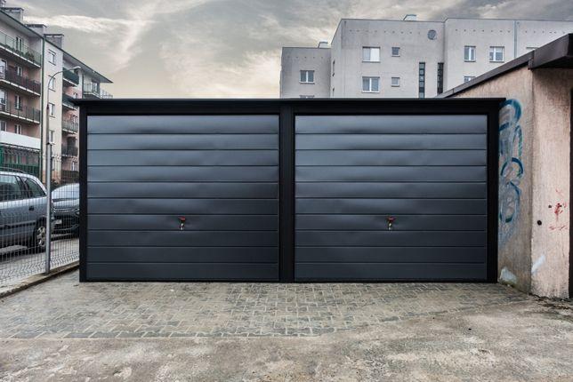 Garaż blaszany 6x6m Grafit |Garaże blaszane| Wzmocniony Raciechowice - image 5