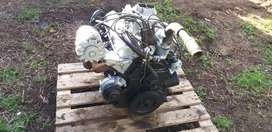 Ford 3.0 V6 engine (complete) X2 available