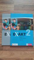 EXAKT 2, podręcznik i ćwiczenia dla szkół ponadgimnazjalnych