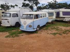 Vw splitty wanted