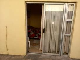 Fully furnished bachelors flat to rent