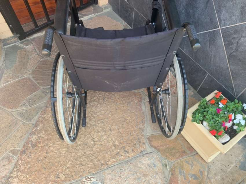 Aluminum Wheelchair 0