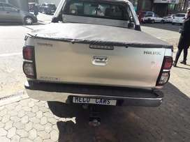 Toyota hilux model 2012  mileage 105000