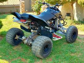 Ds 650 Can Am 2006