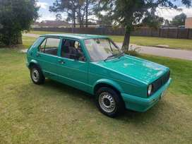 1996 vw golf Chico 1.3 4 speed for sale
