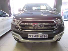 2017 Ford Everest 2.2D XLT Automatic
