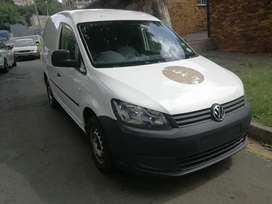 2012 VW CADDY 1.6 MANUAL