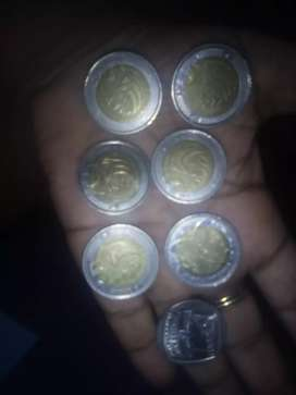 I have coins to sell