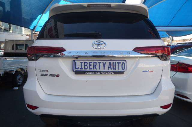 2017 #Toyota #Fortuner 2.8 #GD-6 Second Generation AN160 LIBERTY AUTO 0