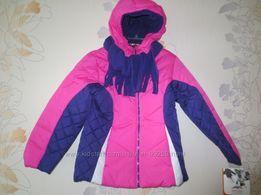 Куртка для девочки, зимняя, р.110 см, оригинал из Америки