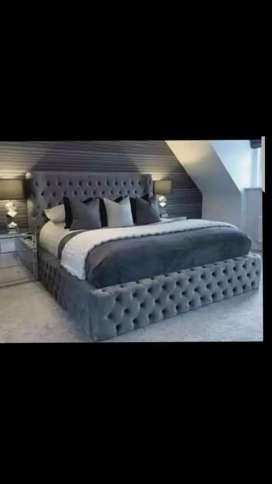 Quality Beds and headboards at an Affordable price .