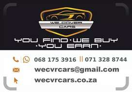 We cover cars