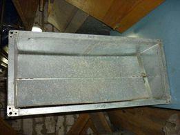 Воздуховод вентиляции размер в мм. 600х250х300