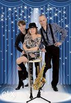 Тамада ведущий музыканты саксофон на праздник в одессе