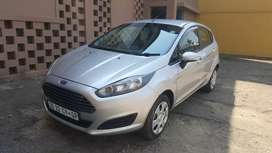 2012 Ford fiesta 1.4 ambient automatic