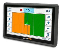 GPS навигатор (курсоуказатель) для трактора АгроТрек SL