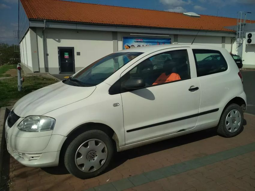 Volkswagen Fox 0